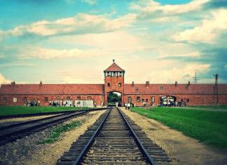 auschwitz birkenau nazi toplama kampı