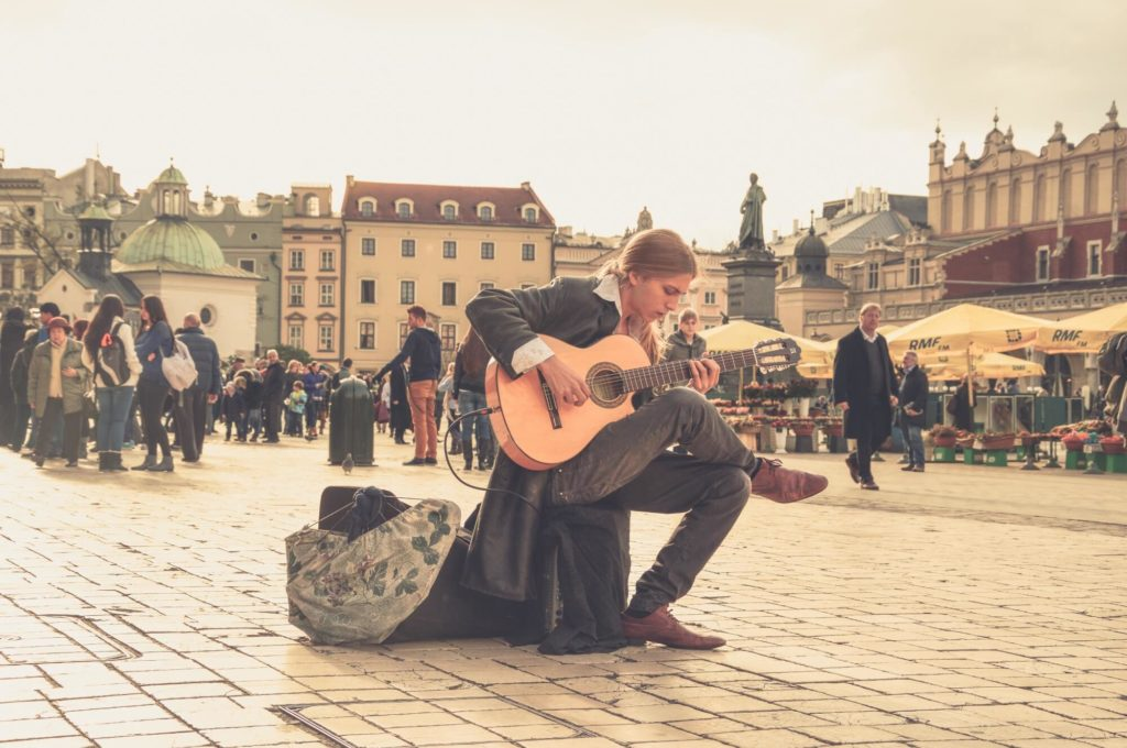 Polonya'da master eğitimi