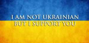 i am an ukrainian