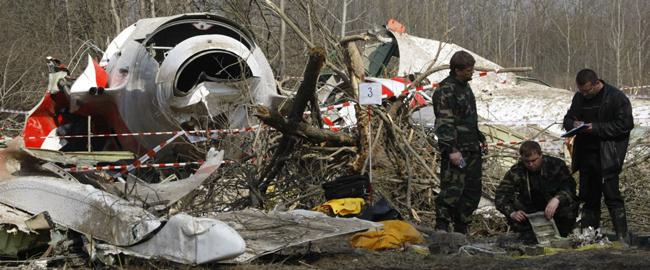 Smolensk uçak kazası