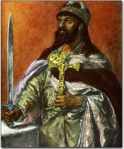 I. Mieszko - polonya tarihi
