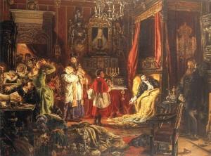 Polonya kralı II. Zygmunt August - polonya tarihi -2