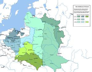 Polonya'nın parçalanması - polonya tarihi -4