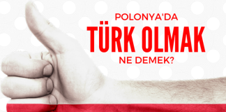 polonya'da türk olmak