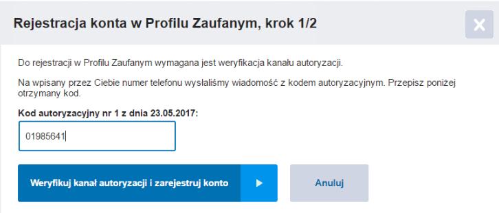 Polonya ePUAP Sertifikası